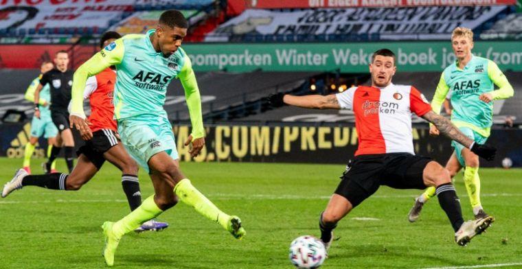 LIVE: Koopmeiners mist penalty en laat Feyenoord in leven (gesloten)