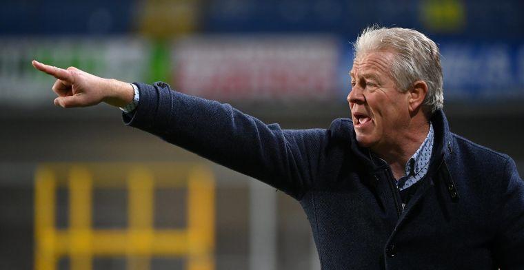 Maes reageert nuchter bij STVV: Soms zit er mindere match tussen