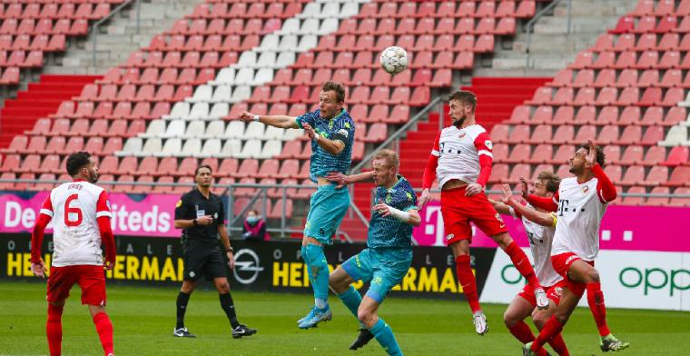 FC Utrecht - Sparta wordt beslist door prachtige goal van Boussaid in minuut 88