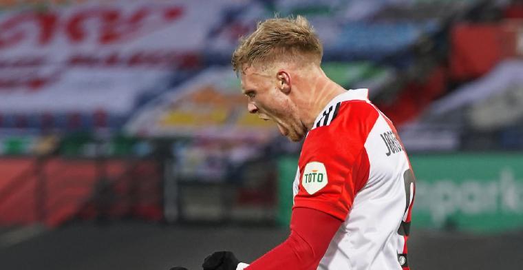Jörgensen over transfer: Het is niet alleen een kwestie van wat ik wil