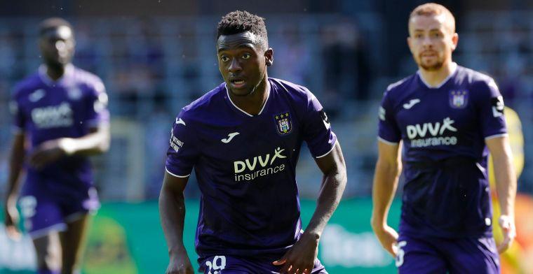 UPDATE: 'Anderlecht bereikt akkoord over hogere aankoopoptie Bundu'