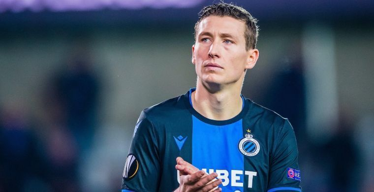 Vanaken zei nee tegen transfer: Daar is toen serieus over nagedacht