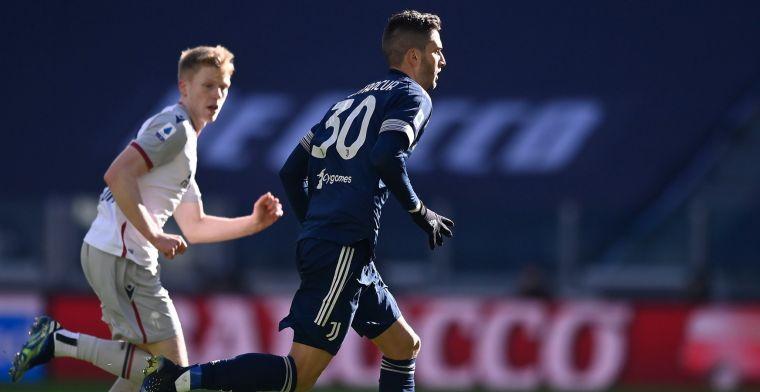 Juventus viert rentree De Ligt met thuisoverwinning tegen Schouten en Dijks
