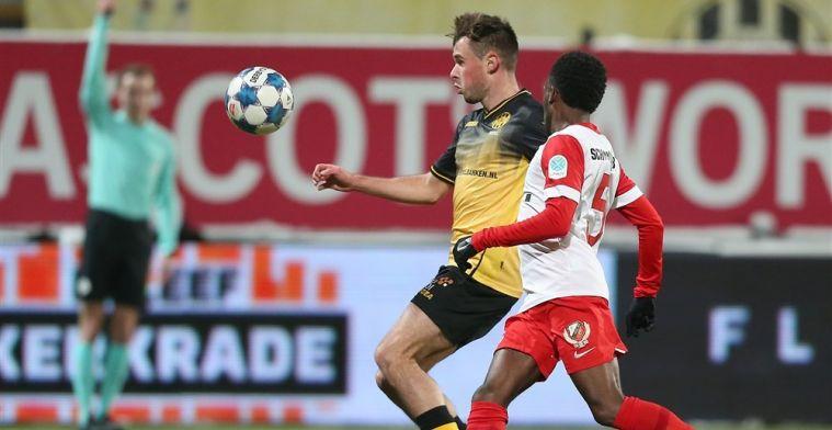 Roda zet talenten van FC Utrecht opzij en meldt zich in strijd om play-offtickets