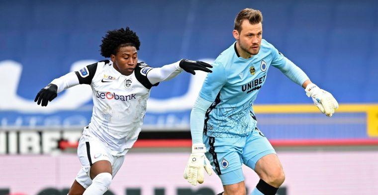 KRC Genk toont kwaliteiten, maar Club Brugge trekt aan langste eind in topper