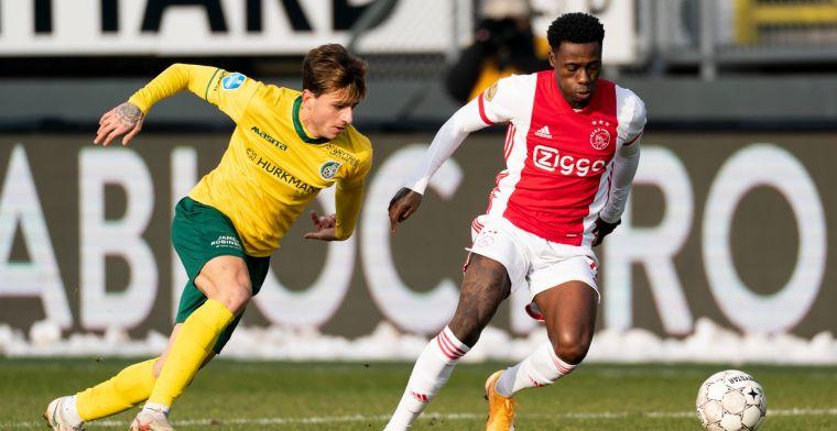 'Ajax en Spartak Moskou naderen slotfase van onderhandelingen over Promes'