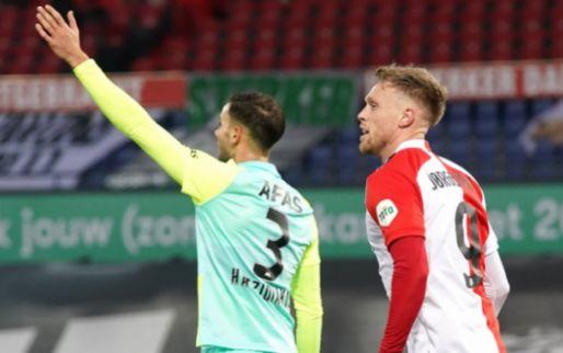 Afbeelding: Komst Jörgensen-vervanger bij Feyenoord 'uitgesloten': 'Zo hard rode cijfers in'