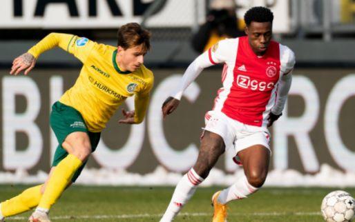 Telegraaf: beweging rond Promes, Ajax verbaasd door 'miljoenenakkoord'