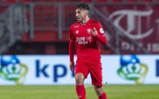 Afbeelding: Dervisoglu rondt droomtransfer af en tekent na Twente-vertrek bij Turkse topclub