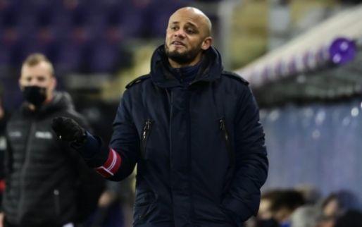 Refereeing Department geeft Anderlecht gelijk: 'Verdienden een strafschop'