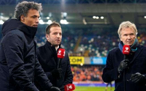 Van der Vaart bekijkt Ajax: 'Vraag me soms af of hij voetballen wel leuk vindt'