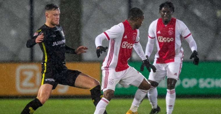 NEC boekt ook overwinning in Eindhoven, Go Ahead wint bij Jong Ajax