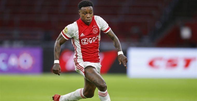 Van der Vaart betreurt mogelijke Ajax-transfer: Ik vind het wel jammer