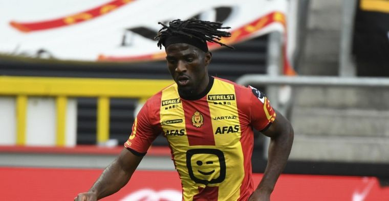 OFFICIEEL: KAS Eupen haalt Rocky Bushiri terug naar de club