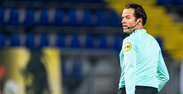 Nijhuis en Higler fluiten toppers Eredivisie-toppers, aanklager schrapt rode kaart