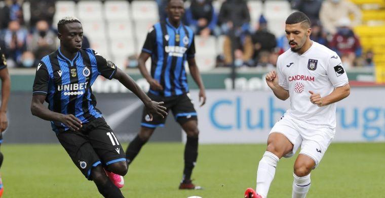 'Bakkali zorgt nog voor grote transferzorgen bij RSC Anderlecht'