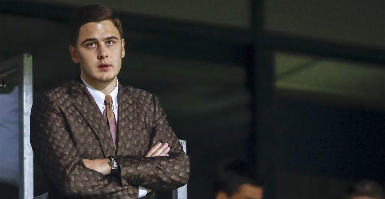 'Jordania eist miljoenen van Den Bosch en kan de club in faillissement storten'