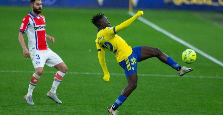 'Adekanye (21) is eruit en speelt de rest van het seizoen in Eredivisie'