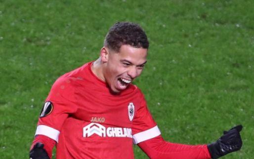 OFFICIEEL: Antwerp bevestigt uitleenbeurt Benson aan PEC Zwolle