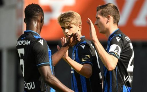 Afbeelding: VP's Beste Elf u23: Club hofleverancier met drie youngsters, Anderlecht twee