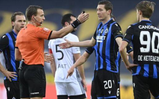 Afbeelding: Vanaken kijkt ref Verboomen weer in de ogen, Smet krijgt Anderlecht als partij