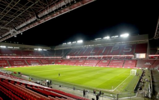 'PSV vangt signalen over rellen rondom het stadion op en barricadeert fanshop'