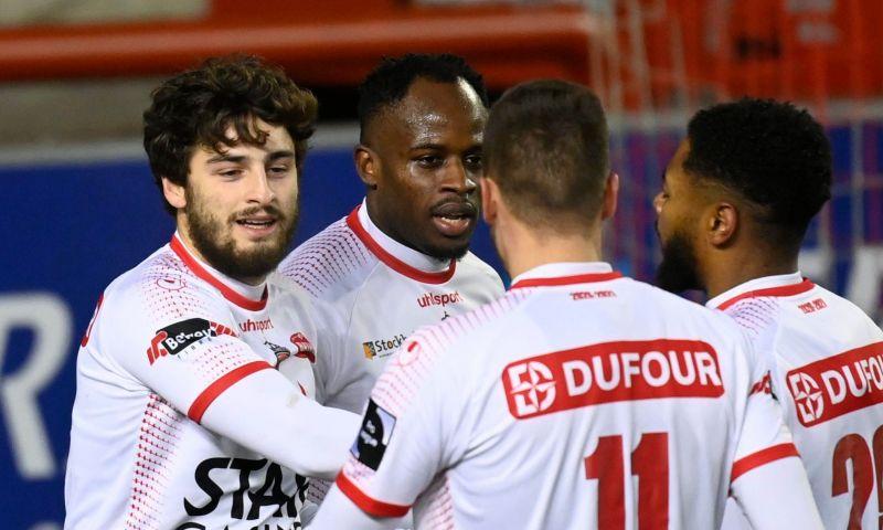 Afbeelding: Nmecha bezorgt Anderlecht een puntje met penalty in slotfase tegen Moeskroen