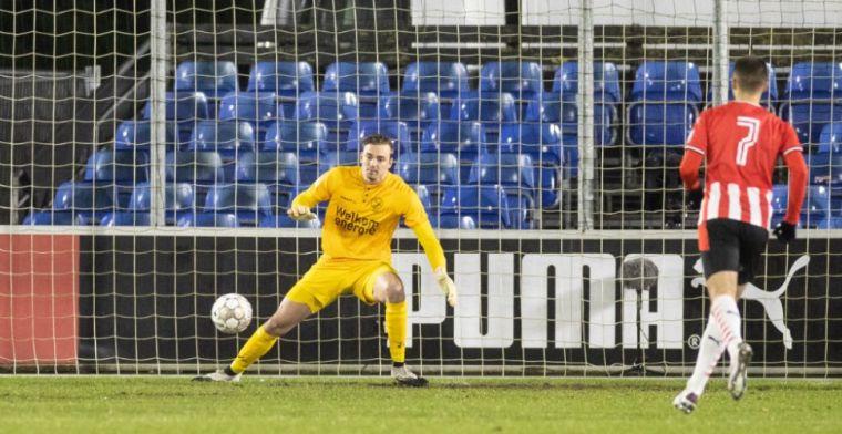 Almere neemt doelman definitief over van Willem II: 'Vanuit dat oogpunt blij'