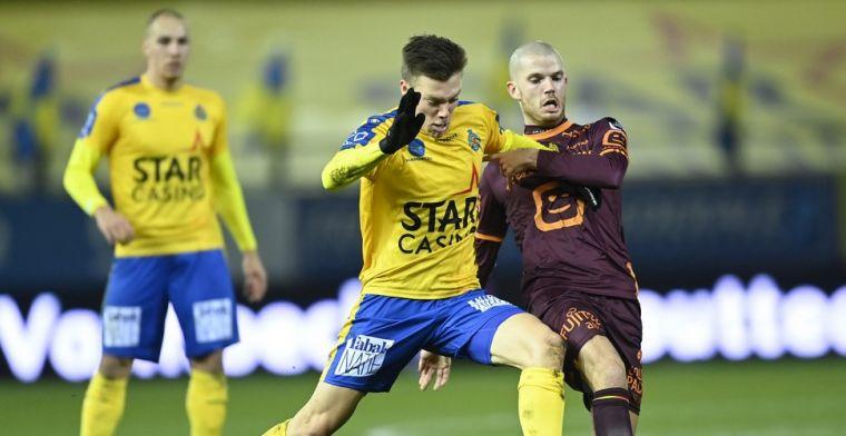 Knappe comeback Waasland-Beveren in extremis gefnuikt door KV Mechelen