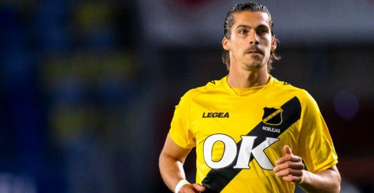 NAC Breda en verdediger 'in goed overleg' per direct uit elkaar