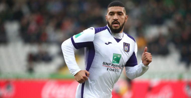 'Bakkali geeft jawoord aan huurdeal en vertrekt bij Anderlecht'