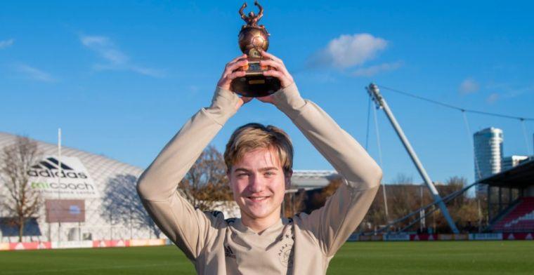 'Supertalent (16) akkoord met Dortmund: Ajax ontvangt opleidingsvergoeding'