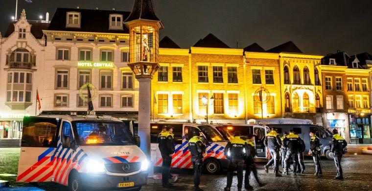 Fans van FC Den Bosch, NAC en PSV de straat op: Een mooi sentiment