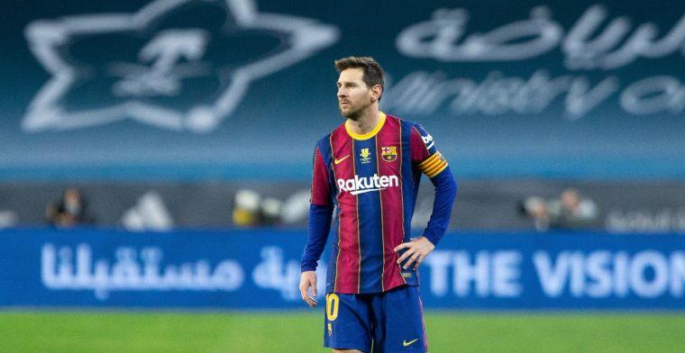 Journalist slingert nieuw Messi-gerucht de wereld in: 'Bron is zeer betrouwbaar'