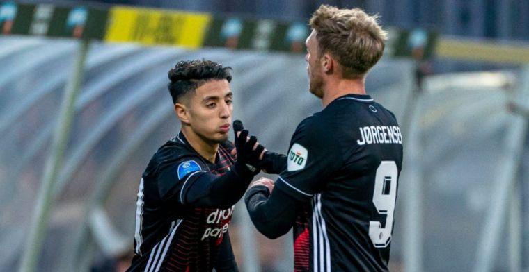 Bannis deelt sneer uit richting Feyenoord: 'Voelde me aan de kant geschoven'