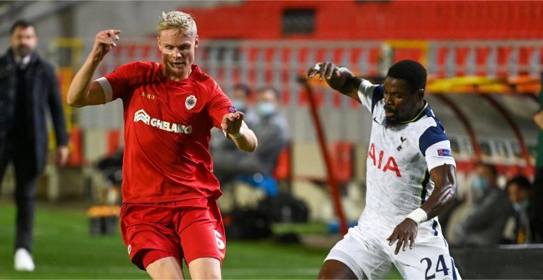 Uitgaande transfers Antwerp op komst: 'Juklerod staat open voor Spanje'