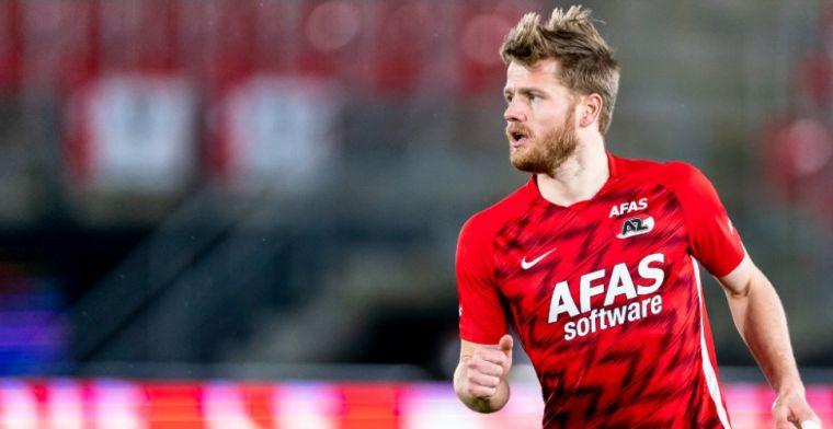 Boadu en Jansen lovend: 'Heeft tegen Feyenoord onnovolgbare dingen laten zien'