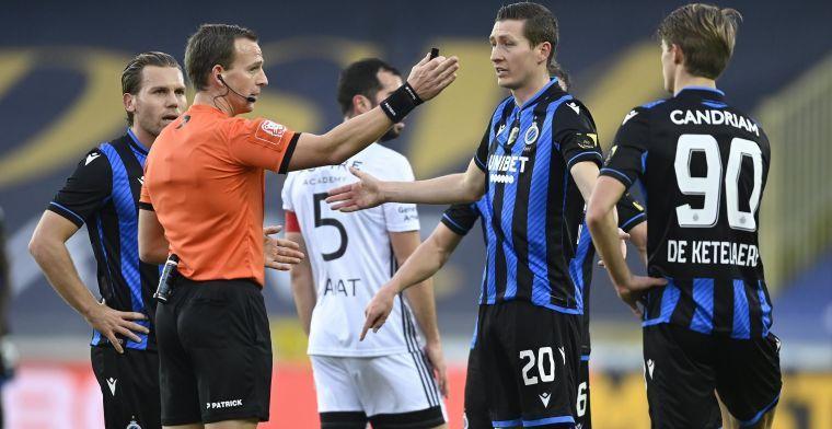 Vanaken kijkt ref Verboomen weer in de ogen, Smet krijgt Anderlecht als partij