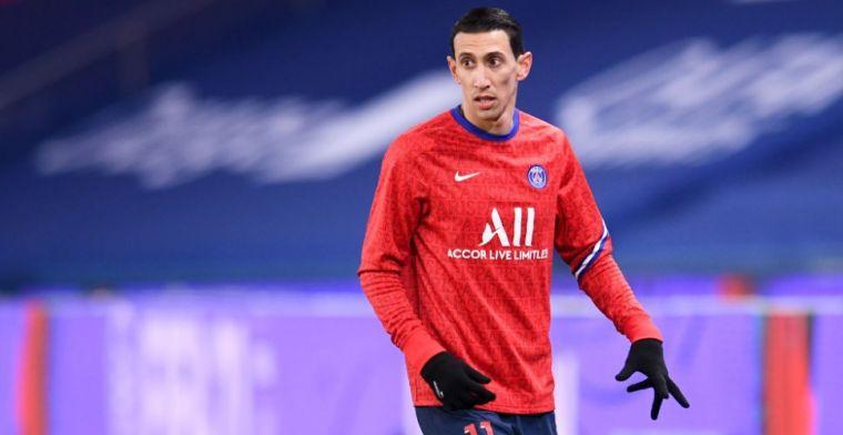 L'Équipe: Spurs wil toeslaan bij PSG en aanvaller transfervrij binnenhalen