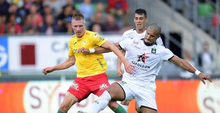 OFFICIEEL: KV Kortrijk doet zaken met Man City en haalt Palaversa