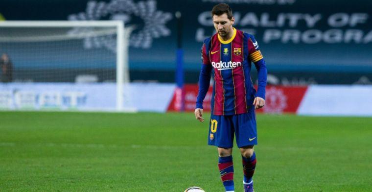 Laporta hekelt PSG in strijd om Messi: 'Niet doen als je voorbeeldclub wil worden'