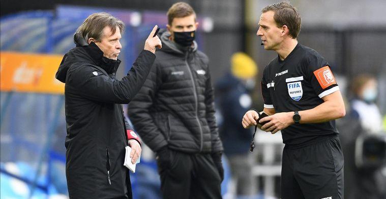 """Vercauteren verdedigt Lukaku bij Antwerp: """"Alleen wegwerken door trainen"""""""