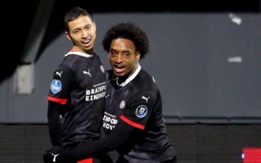 Afbeelding: 'Ik wil het liefst elke minuut spelen bij PSV, maar heb respect voor de trainer'