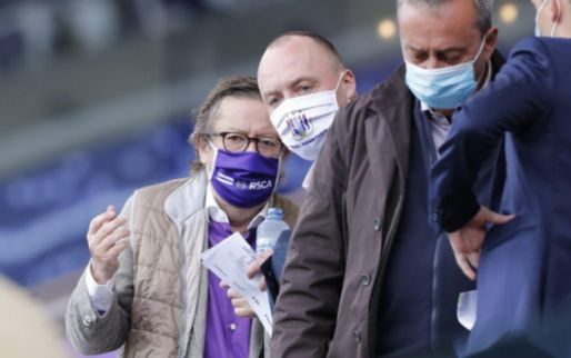'Coucke moest in de bres springen voor Anderlecht met grote investering'