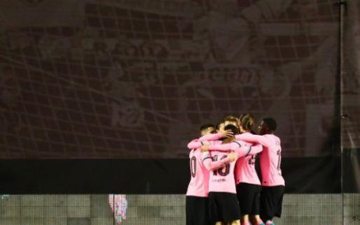 Afbeelding: Barcelona toch naar de laatste acht na cruciaal doelpunt van De Jong
