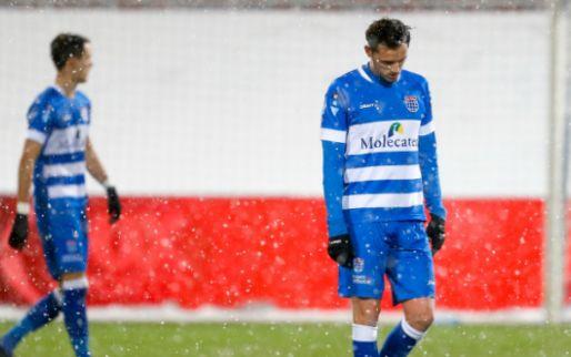 Afbeelding: De Graafschap neemt 'Eredivisie-speler van de maand' over van PEC Zwolle