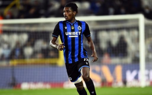 'Deli wil niet inleveren en gelooft nog in belangrijke rol bij Club Brugge'