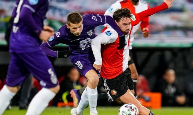 Afbeelding: 'Leicester City informeert bij Feyenoord: Rotterdammers willen alleen verkopen'