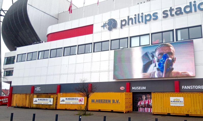Afbeelding: PSV steunt getroffen ondernemers: 'Samen met Bavaria komen we op voor onze stad'