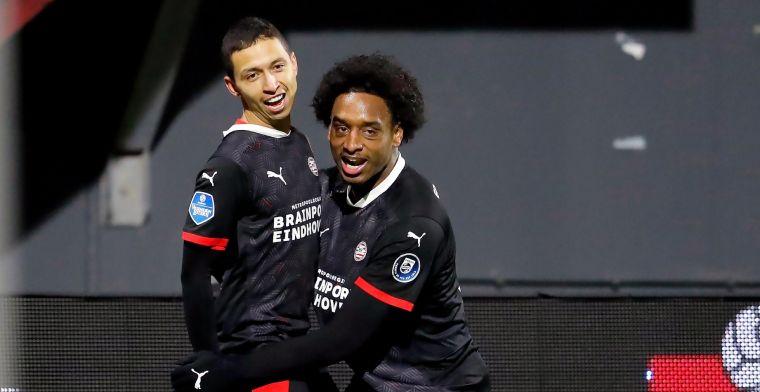 'Ik wil het liefst elke minuut spelen bij PSV, maar heb respect voor de trainer'